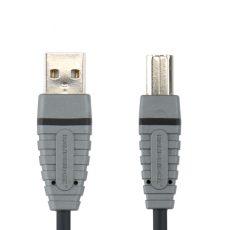 Bandridge BCL-4105. Cable para Dispositivo USB de 5 metros de longitud. Cables dedicados a las áreas de audio, video y computación.