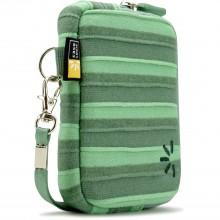 Case Logic UNZT-202VE bolso cámara compacta verde.
