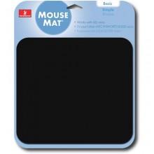Handstands 158P. Mouse mat de tamaño compacto para el uso de mouse con PC, notebook a tablet con teclado portátil. Liviano y plegable para trasporte.