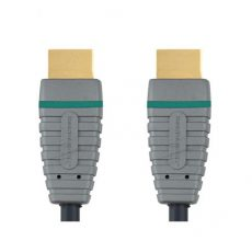 Bandridge BVL-1201.Cable HDMI de Alta Velocidad 3D. Productos como cables dedicados a las áreas de audio, video y computación.