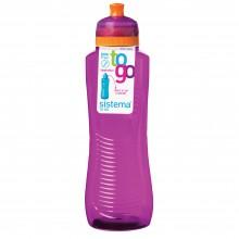 Botella de Agua 800ml Modelo Gripper 850 (Morado)