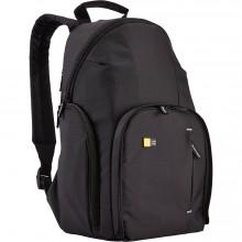 Case Logic TBC-411 mochila para cámaras refléx, negra.
