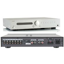 Amplificador Tangent Modelo AMP-100 plata
