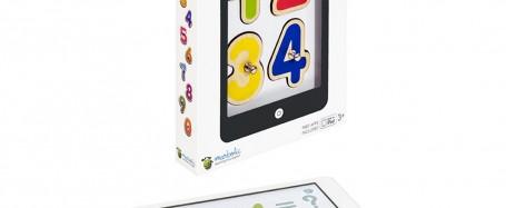 Video detalle de Marbotic Set 10 Números. Juegos Tecnológicos Educacionales. 884000