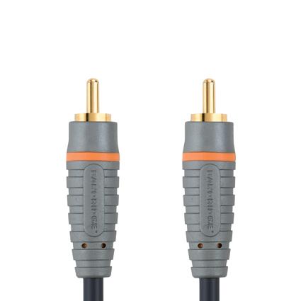 Bandridge BAL-4802. Cable Coaxial para Audio Digital de 2 metros de longitud. Cables dedicados a las áreas de audio, video y computación.