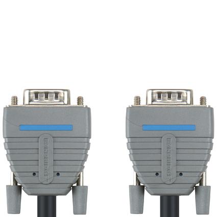 Bandridge BCL-1105. Cable VGA a VGA de 5 metros de longitud. Cables dedicados para las áreas de audio, video y computación.