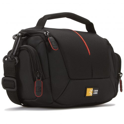Case Logic DCB-305 bolso para cámara de video negro.