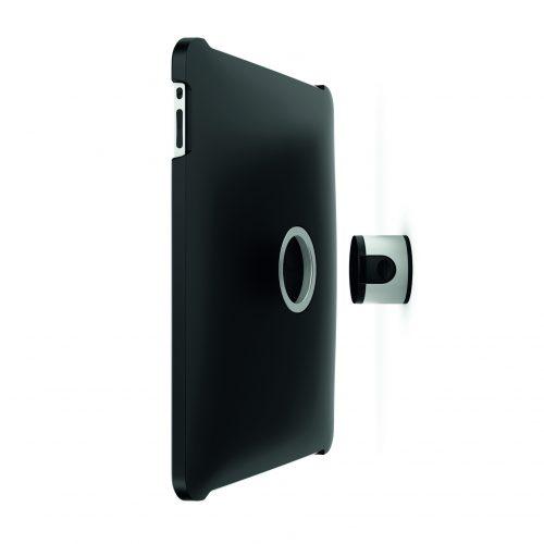 Vogel´s PMC-205. Carcaza y montaje a muro para iPad. Base con montaje a muro para colgar y cargar tu iPad sin problemas de que caiga al piso.