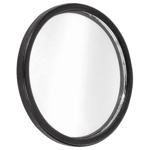 Bell Auto Parts 00421-8. El espejo lateral de vidrio convexo sin distorsión elimina los puntos ciegos, permitiéndole cambiar de pista con mayor seguridad.