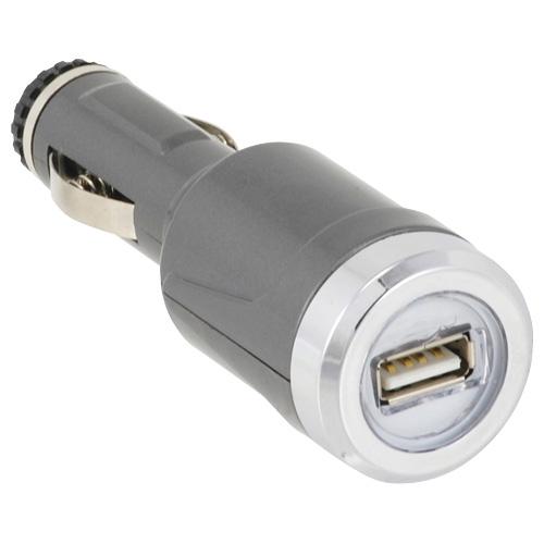 Bell Auto Parts 39250-8. Convertidor USB. Convierte la toma de corriente de tu auto, para cargar tus dispositivos o escuchar música de reproductores de MP3.