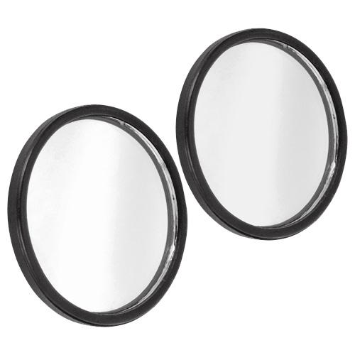Bell Auto Parts 44806-8. Espejo para Puntos Ciegos. El espejo lateral sin distorsión elimina puntos ciegos, permitiéndole cambiar de pista con seguridad.