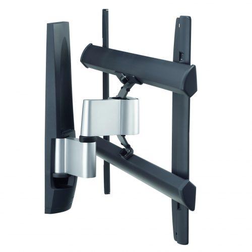 """Vogel´s EFW-6325.Soporte de color plata, con brazo movible para LCD/LED/Plasma de 31"""" a 42"""". Soporta televisores de hasta 45 kg."""