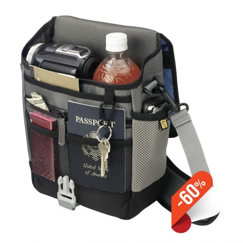 Case Logic TSC-5. Bolso para cámara de video y accesorios, ideal para viajes para tener todo en un mismo solo lugar. Bolso acolchado para protección total.