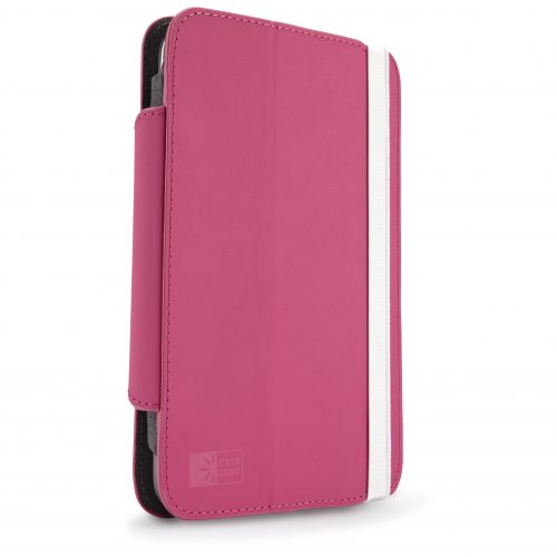 "Case Logic SFOL-107RO funda para tablets de hasta 7"" rosada."