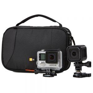 Case Logic SLRC-208 bolso para GoPro negro.