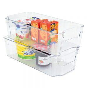 Frigidaire FGD29477 organizador de tamaño compacto para refrigeradores.