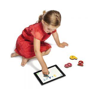 Marbotic juegos tecnológicos educacionales. Set 10 letras.