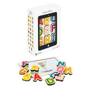 Marbotic Smart Letters 26 piezas
