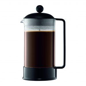 Bodum Brazil negra 1548-01US 1 litro.