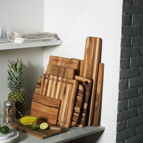 408_Essential tabla de madera de teca.