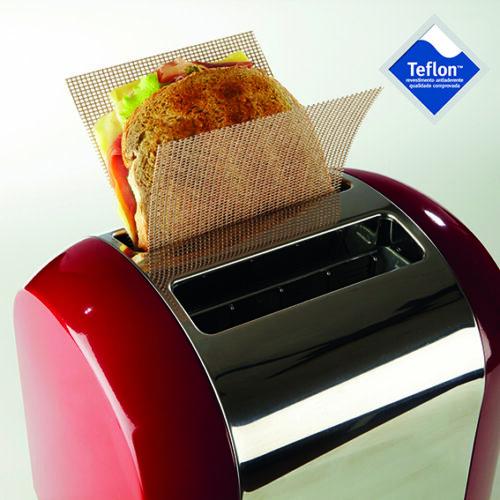 Láminas de teflón para tostador NS-0028