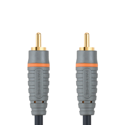 Bandridge BAL-4802. Cable Coaxial para Audio Digital de 2 metros de longitud. Cables dedicados a las áreas de audio, video y computación.