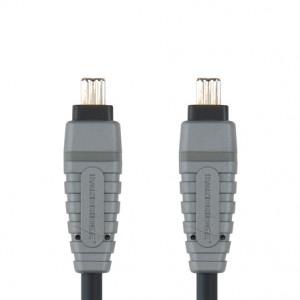imagen principal Bandridge BCL-6102. Cable Firewire 4-pin (2 metros)