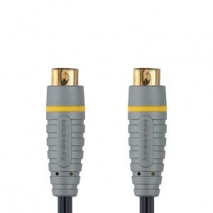 imagen principal Bandridge BVL-6602. Cable de S-Video (2 metros)