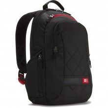 "Case Logic DLBP114, mochila notebook 14"", negra."