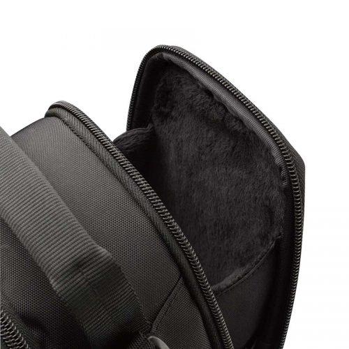 Case Logic QPB-202 bolso cámara negro.