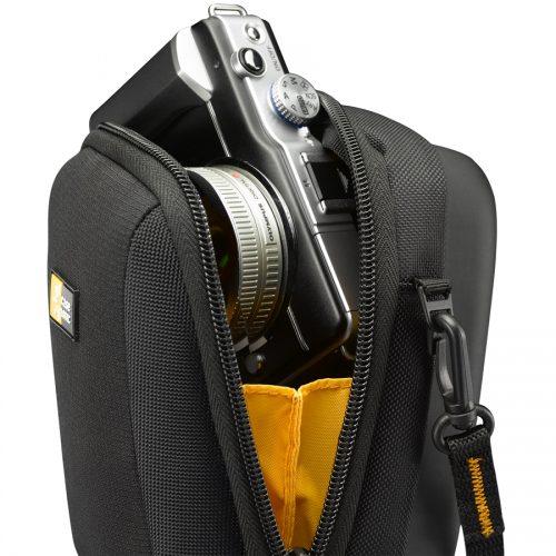 Case Logic SLMC-200 bolso para cámaras de sistema compacto, negro.