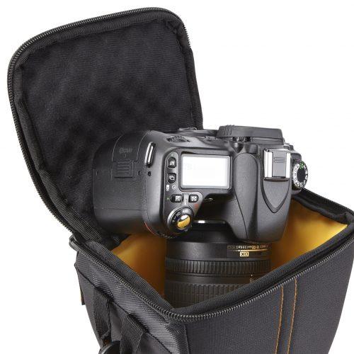 Case Logic SLRC-200 bolso para cámaras réflex negro.