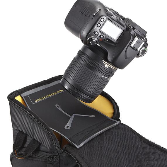 Case Logic SLRC-201 bolso cámara réflex negro.
