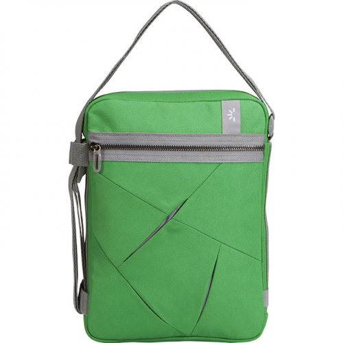"Case Logic ULA-110 bolso para tablets de hasta 10"" color verde."