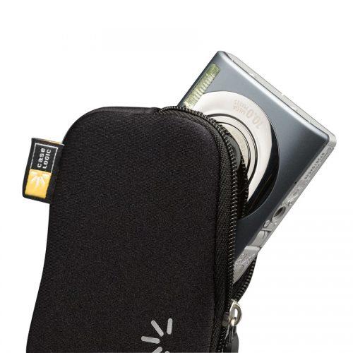 Case Logic UNZB-2NE bolso cámara digital negro