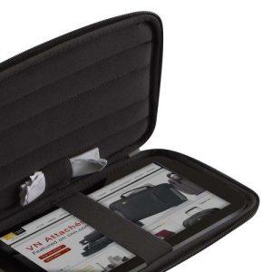 """Case Logic QTS-107 funda tablet hasta 7"""" negra."""