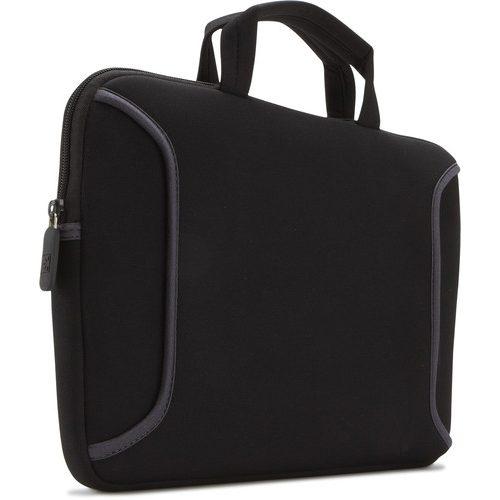 Case Logic LNEO-10. Estilizado maletin permite llevar: Una tablet en el compartimento principal y el cable de alimentación y un mouse en el Power Pocket™ .