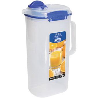 Sistema 1420. Jarro de 2 litros de capacidad. Producto libre de BPA, libre de plomo y además fabricado con polipropileno virgen.