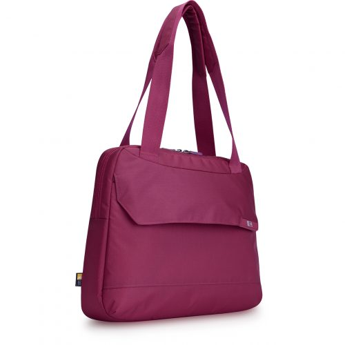 "Case Logic MLT-114 bolso para notebook 14"" magenta."