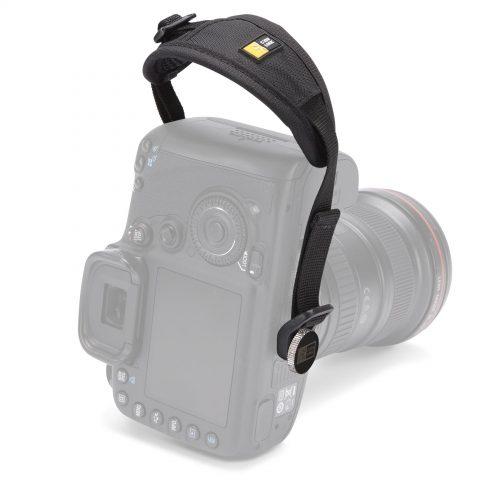 Case Logic DHS-101, Quick Grip para cámaras réflex.