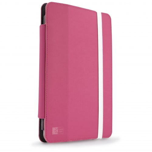"Case Logic SFOL-110RO funda para tablets hasta 10.1"" rosada."
