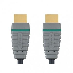 imagen principal Bandridge BVL-1202. Cable HDMI de Alta Velocidad 3D Versión 1.4 Ethernet (2 metros)