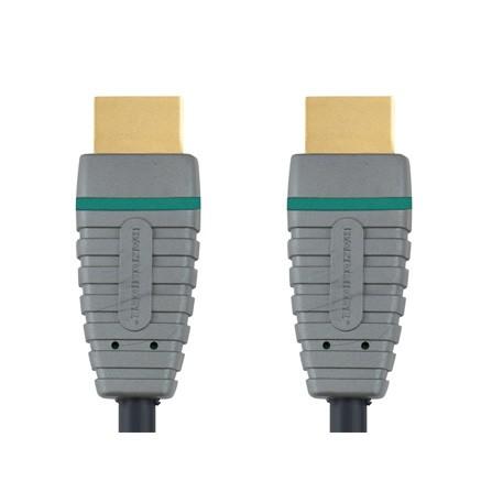 Bandridge BVL-1202. Cable HDMI de Alta Velocidad 3D.Productos podemos encontrar cables dedicados a las áreas de audio, video y computación.