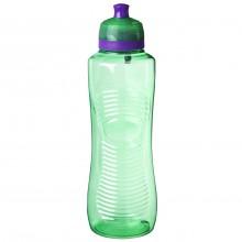 Sistema 850VE. Botella de agua de 800 ml de capacidad. Producto libre de BPA, libre de plomo, libre de Ftalatos y de color verde.