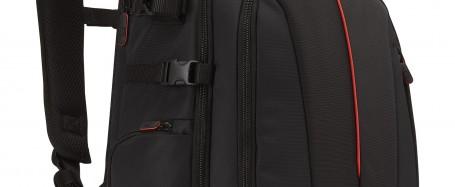 Video detalle de Case Logic DCB-309. Mochila para cámara DSLR y notebook.