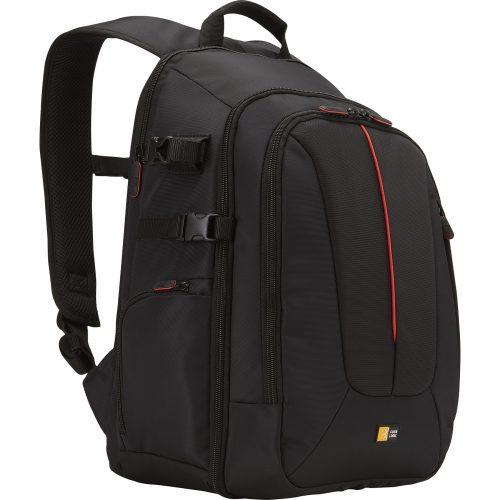 Case Logic DCB-309 mochila notebook y cámara réflex más accesorios negra.