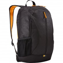 Case Logic IBIR-115NE, mochila negra para notebooks.