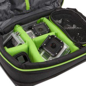 Case Logic KAC-101 bolso para cámaras GoPro.