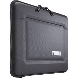 "THULE Gauntlet 3.0 Macbook de 15"" funda negra."
