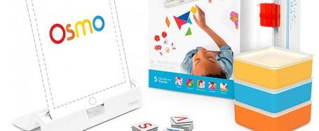 Video detalle de OSMO Kit Genius. Juego Tecnológico. 90100001